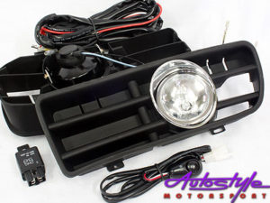 NX VW Golf 4 Fog Lamp With Frame-16489