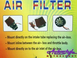 Universal Simota Induction Kit With Fan -11591
