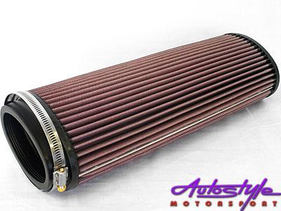K&N Performance Flat Pad Air Filters for Non-Original 120D 1 Series