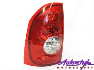 Opel Corsa Utility Bukkie 04 Taillight Left Side -0