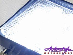 Universal 11x11cm Square 9 Led Spot Lamp-11643