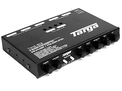 Targa 5 Band Equalizer