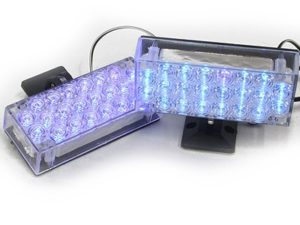 Blue LED Strobe Lights -0