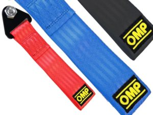 OMP Tow Hook Strap (asst colors)-0