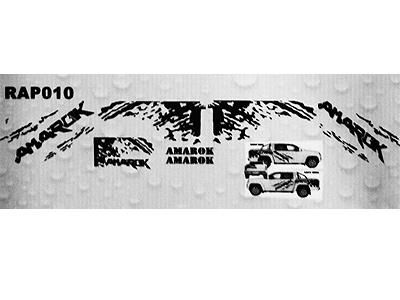 VW Amarok Vinyl Sticker Set