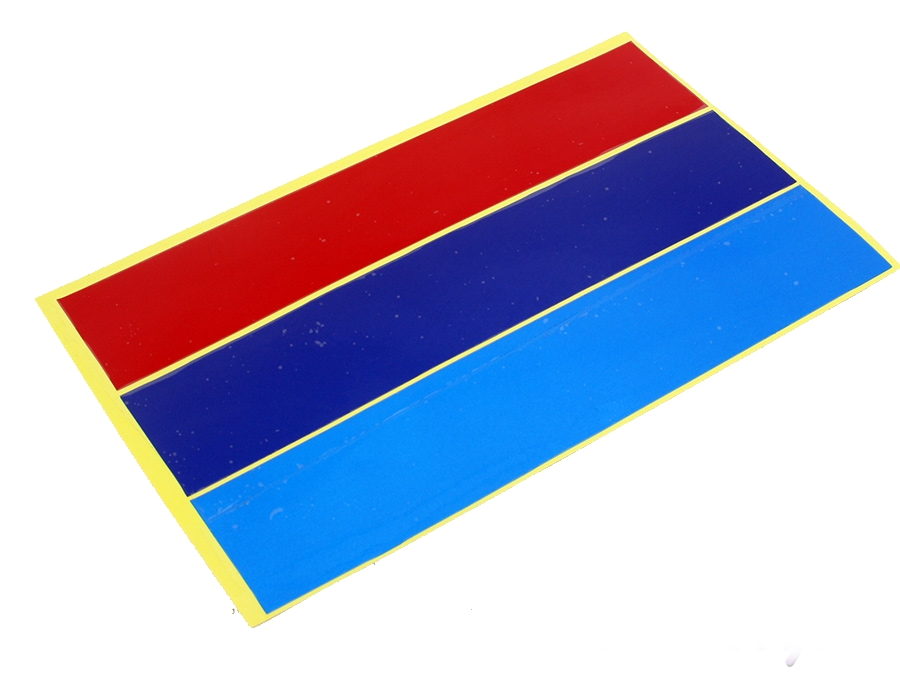 Sport Red/Blue Stripes Set