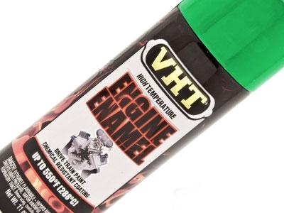 VHT Engine Enamel - Kermit Green Colour