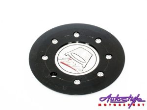 A-Line Oxide Alloy Wheel Center Cap-0