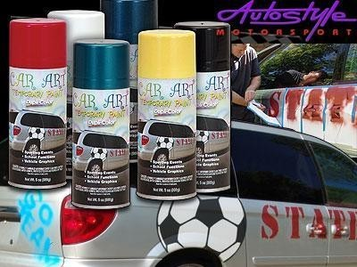 Duplicolor Car Art Temporary Spray (blue)