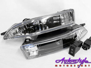 Toyota Run-X Bumper Foglights (set)-0