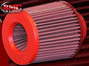 BMC Cone Air Filter 80mm inlet, 124mm height-0