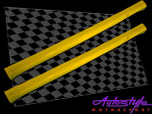 Ford Ikon KFD Style Side Skirts (set)-0