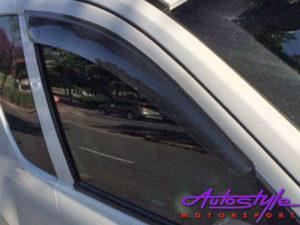 Chevrolet Utility 2012 Carbon Fibre Look Windshields-0