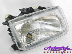 VW Polo Replacement Headlight 2000-2002 (right)-0