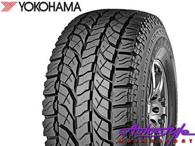 265/70/16″ Yokohama Tyres