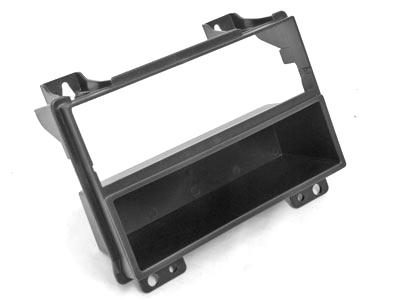 Head Unit Fascia Trim Plate for Ford Fiesta