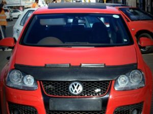 Car Bonnet Bra for VW Polo 2010 6R Model-0