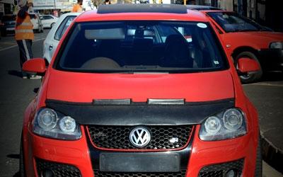 Car Bra for Toyota Yaris 01-05