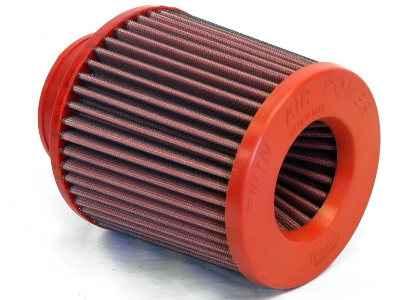 BMC Dual Cone Air Filter 90mm height, 140mm depth