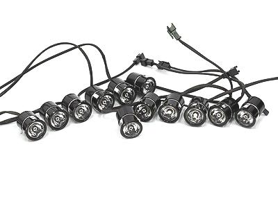 Nexon 12pcd LED DRL Lamps