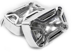 Universal Nap Chrome Spot Lamp-0