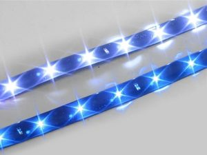 60cm White Flat Led Strip-0