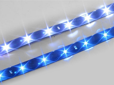 45cm White Flat Led Strip