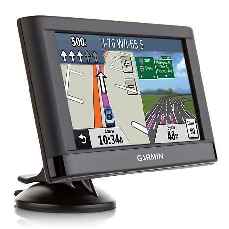 Garmin Nuvi 42LM Navigation System-0
