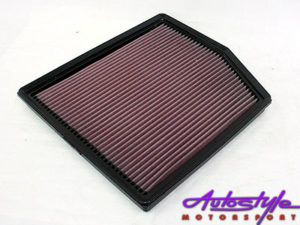 K&N Air Filter Suitable for E90-0