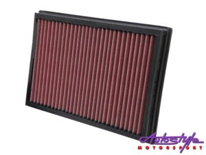 K&N Air Filter for Audi A3 3.2 V6-0