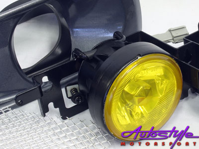 Honda Civic 99-00 Spot Lights-0
