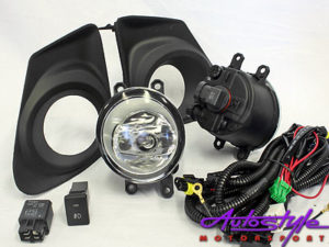 Toyota Corolla 2011 Spot Light with Vent-0
