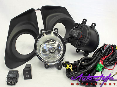 Toyota Corolla 2011 Spot Light with Vent