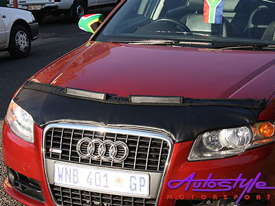 Audi A3 Facelift Car Bra