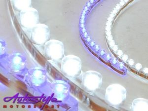 72cm Flexible Blue Led Strip-0