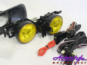 Honda Civic 99-00 Spot Lights-14035