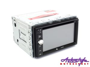 Ice Power IMV-7000DD Double Din Dvd Player -0