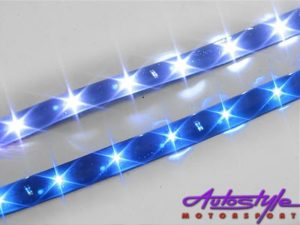 60cm White Flat Led Strip-0
