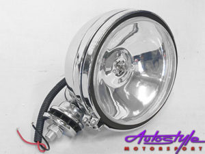 "6"" Universal Clear Spotlamp-0"
