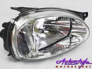 Opel Corsa 99up Replacement Headlight (right)-0