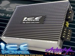 Ice Power Pro Series 1000w 2ch Amplifier-0