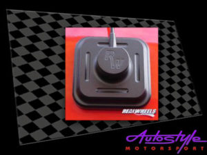 Hummer H3 Black Antenna Cover-0