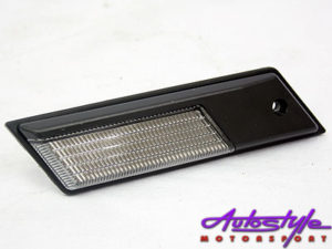 Suitable for E30 Clear Side Fender Indicator (left)-0