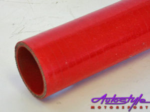 Silicon Straight Piece 38mm, 1metre length-16020