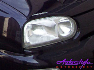 VW Golf Mk3 Replacement Headlight, Dual Beam (left)-0