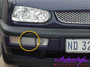Vw Golf/Jetta Replacement Bumper Dummy (left)-0