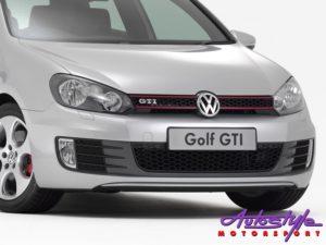 VW Golf Mk6 GTi Style Front Bumper-0