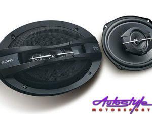 Sony Xplod XS-GTF6938 6x9 Speaker 420W-0