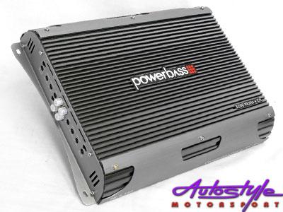 Powerbass 6000W 4 Channel Amplifier-15060