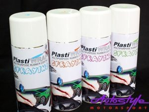 Plasti-Wrap Neon Orange Spray-0
